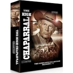 The High Chaparral - Complete Remastered Collection