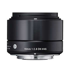 Sigma 19/2,8 DN Art for Sony E