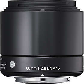 Sigma 60/2.8 DN Art for Olympus/Panasonic m4/3