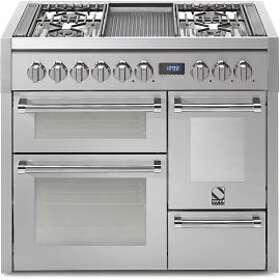 Steel Cucine Genesi G10FFF-6W (Inox) Cucine al miglior prezzo ...