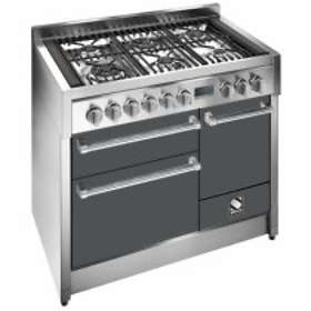 Steel Cucine Genesi G10FFF-6W (Grigio) Cucine al miglior ...