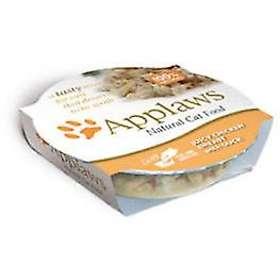 Applaws Cat Pots Chicken Breast & Duck 0.06kg