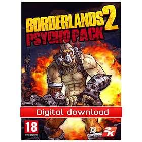 Borderlands 2: Psycho Pack (Expansion) (PC)