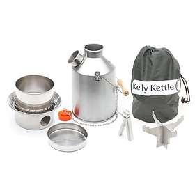 Kelly Kettle Scout S/Steel Ultimate Kit
