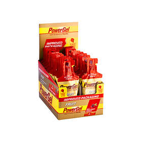 PowerBar Fruit Gel 41g 24st