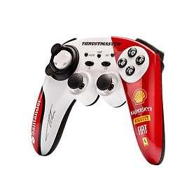 Thrustmaster F1 Wireless Gamepad Ferrari 150th Italia Alonso Edition (PC/PS3)