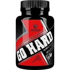 Swedish Supplements Go Hard 90 Kapslar