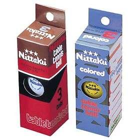 Nittaku 3-Star Premium Ball (3 balls)