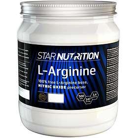 Star Nutrition L-Arginine 0,25kg