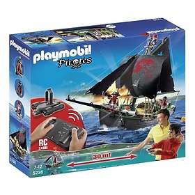 Playmobil Pirates 5238 Bateau Pirates Avec Moteur Submersible
