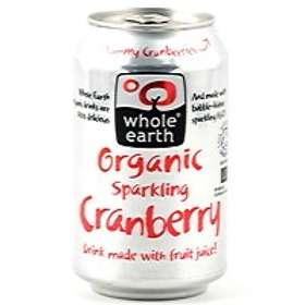 Whole Earth Organic Sparkling Burk 0,33l