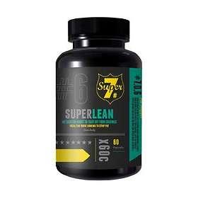 Super7 Nutrition Super Lean 90 Capsules
