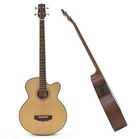 Gear4music Electro Acoustic Bass (CE)
