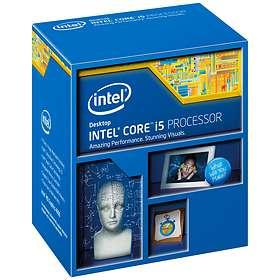Intel Core i5 4670 3,4GHz Socket 1150 Box