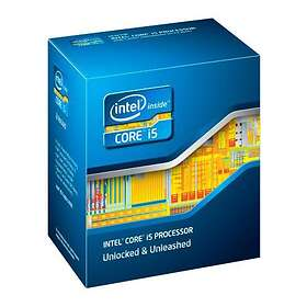 Intel Core i5 4570 3,2GHz Socket 1150 Box
