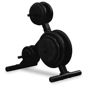 Body Solid SWT14 Standard EZ-Load Weight Tree