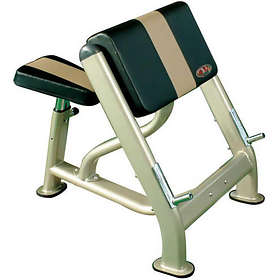 Impulse Fitness Seated Preacher Curl