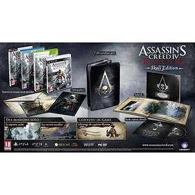 Assassin's Creed IV: Black Flag - Skull Edition