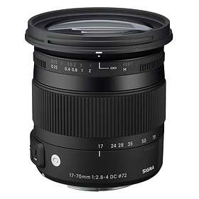 Sigma 17-70/2,8-4,0 DC HSM Contemporary Macro for Sony A