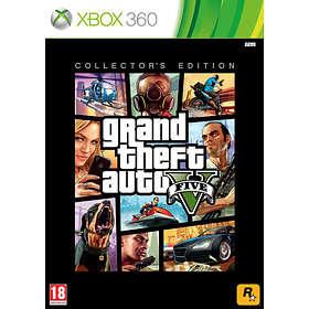 Grand Theft Auto V - Collector's Edition
