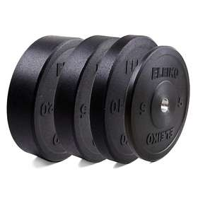 Eleiko XF Bumper Plates 10kg