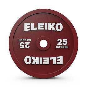 Eleiko IPF Powerlifting Competition Disc 25kg
