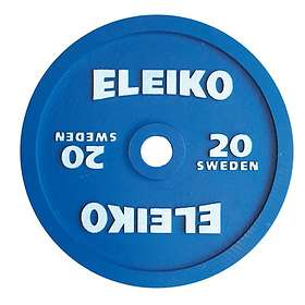 Eleiko IPF Powerlifting Competition Disc 20kg