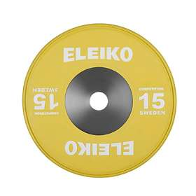 Eleiko IWF Weightlifting Competition Disc 15kg