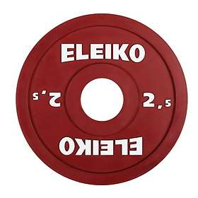 Eleiko IWF Weightlifting Competition Disc 2,5kg