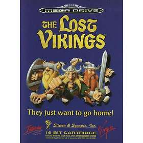 Lost Vikings (Mega Drive)