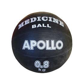 Apollo USA Gummi Medicinboll 0,8kg