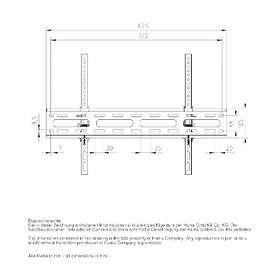 Hama Motion TV Wall Bracket XL (108717)