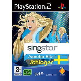 SingStar: Svenska Hits Schlager (PS2)