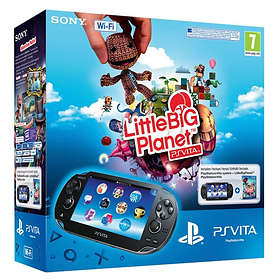 Sony PlayStation Vita (+ Little Big Planet)