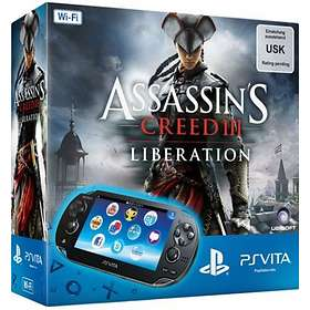 Sony PlayStation Vita (+ Assassin's Creed III Liberation)
