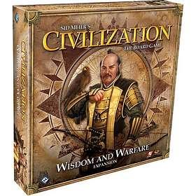 Fantasy Flight Games Sid Meier's Civilization: Wisdom and Warfare (exp.)