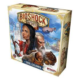 Plaid Hat Games BioShock Infinite: The Siege of Columbia
