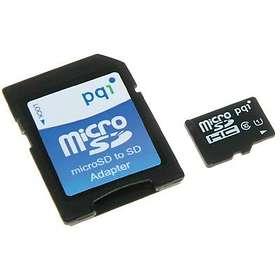 PQI microSDHC Class 10 UHS-I U1 32GB