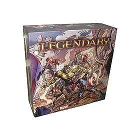 Upper Deck Entertainment Legendary: A Marvel Deck Building Game