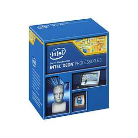 Intel Xeon E3-1275v3 3,5GHz Socket 1150 Box