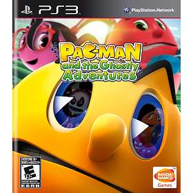 Pac-Man and the Ghostly Adventures (PS3)