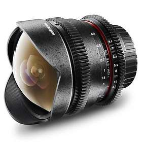 Walimex Pro 8/3,8 Fisheye VDSLR for Sony A