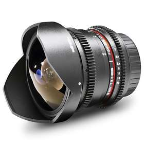 Walimex Pro 8/3,8 Fisheye II VDSLR for Sony A