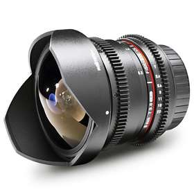 Walimex Pro 8/3,8 Fisheye II VDSLR for Sony E