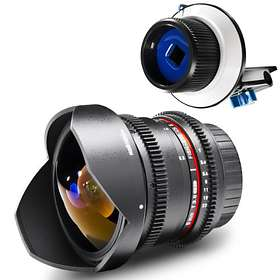 Walimex Pro 8/3,8 Fisheye II VDSLR for Olympus/Panasonic