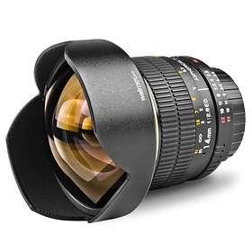 Walimex Pro 14/2,8 IF for Fujifilm X