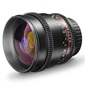 Walimex Pro 85/1,5 VDSLR for Sony A