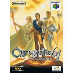 Ogre Battle 64: Person of Lordly Caliber (Japan-import)