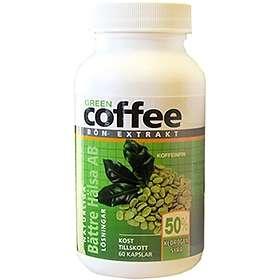 Bättre Hälsa Green Coffee 60 Kapslar