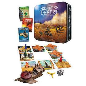 Gamewright Forbidden Desert